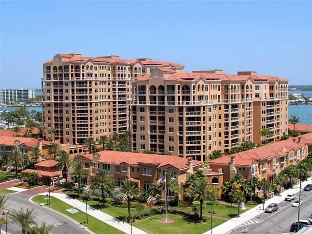 521 Mandalay Avenue #1110, Clearwater Beach, FL 33767 (MLS #U8087825) :: Team Borham at Keller Williams Realty
