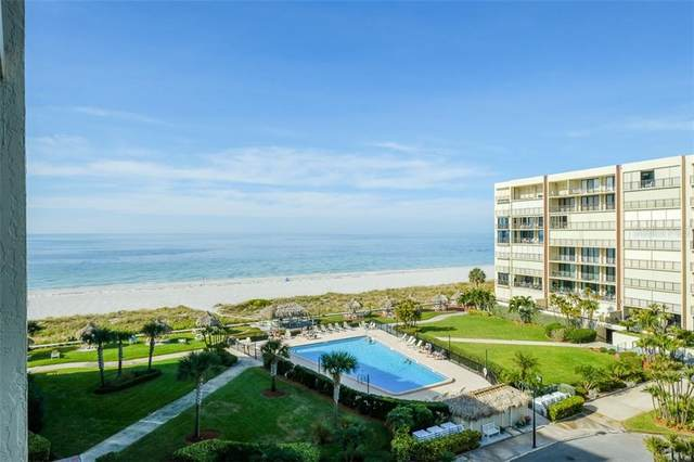 1430 Gulf Boulevard #807, Clearwater Beach, FL 33767 (MLS #U8087890) :: Premium Properties Real Estate Services