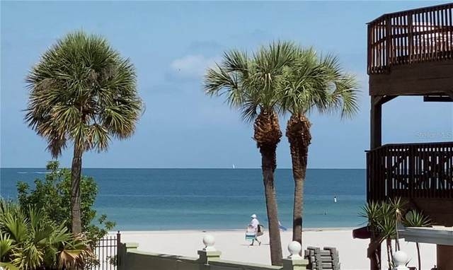 3820 Gulf Boulevard #108, St Pete Beach, FL 33706 (MLS #U8087979) :: Burwell Real Estate