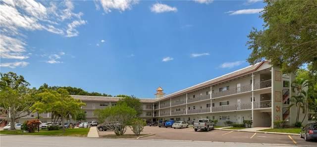 2261 Swedish Drive #37, Clearwater, FL 33763 (MLS #U8088057) :: Team Borham at Keller Williams Realty