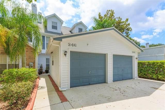 246 Saint Ives Drive, Palm Harbor, FL 34684 (MLS #U8088155) :: Your Florida House Team