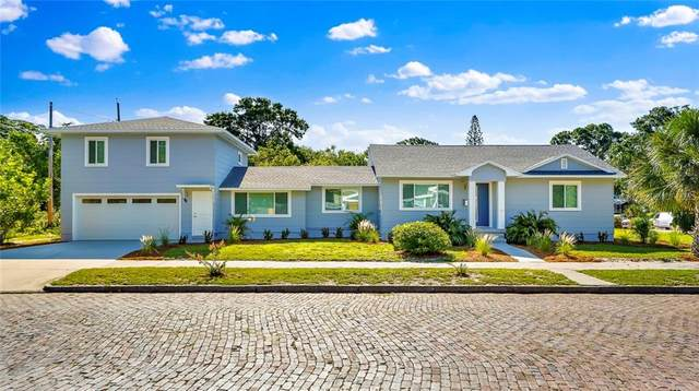 201 36TH Street N, St Petersburg, FL 33713 (MLS #U8088181) :: Lockhart & Walseth Team, Realtors