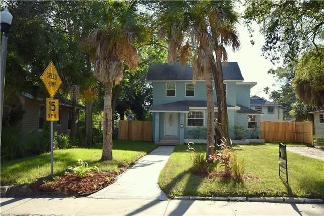 2111 13TH Street S, St Petersburg, FL 33705 (MLS #U8088222) :: Team Bohannon Keller Williams, Tampa Properties