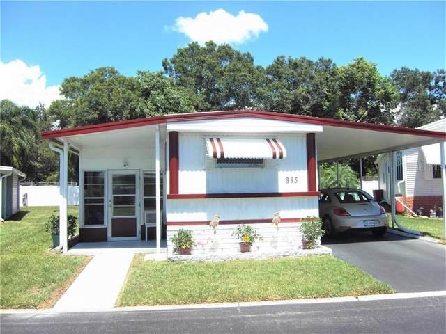 9790 66TH Street N #385, Pinellas Park, FL 33782 (MLS #U8088457) :: Zarghami Group