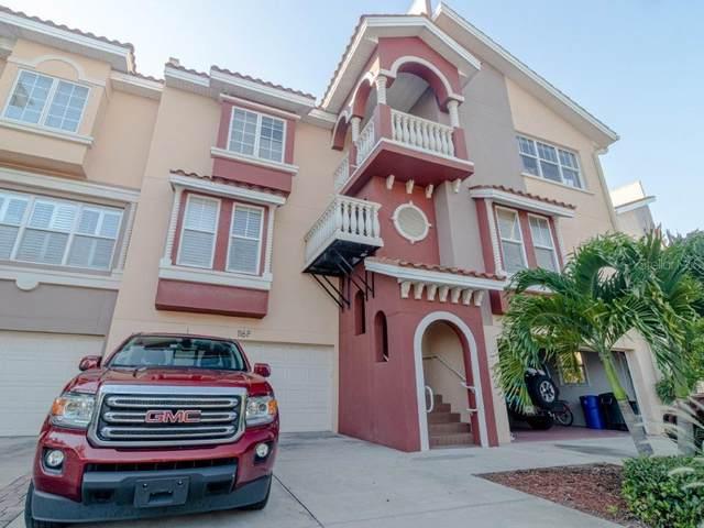 116 131ST Avenue E F, Madeira Beach, FL 33708 (MLS #U8088480) :: Lockhart & Walseth Team, Realtors