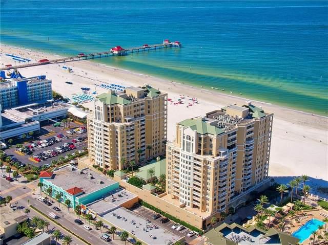 10 Papaya Street #1001, Clearwater Beach, FL 33767 (MLS #U8088581) :: Team Borham at Keller Williams Realty