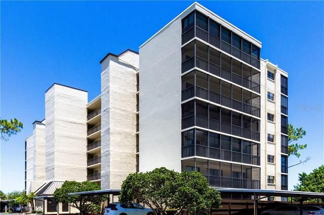 3300 Cove Cay Drive 5F, Clearwater, FL 33760 (MLS #U8088678) :: Premium Properties Real Estate Services