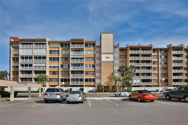 500 Treasure Island Causeway #611, Treasure Island, FL 33706 (MLS #U8088783) :: Premium Properties Real Estate Services