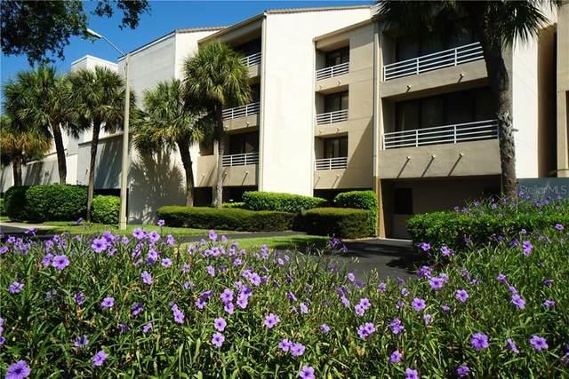 2795 Kipps Colony Drive S #105, Gulfport, FL 33707 (MLS #U8088832) :: Premium Properties Real Estate Services