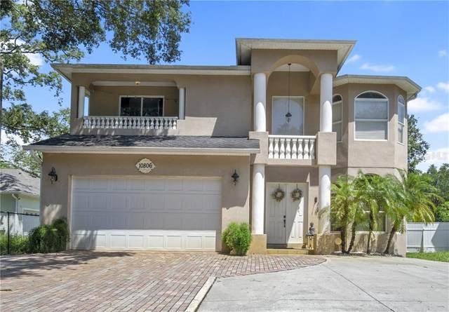 10806 Perez Dr, Tampa, FL 33618 (MLS #U8088833) :: Team Bohannon Keller Williams, Tampa Properties