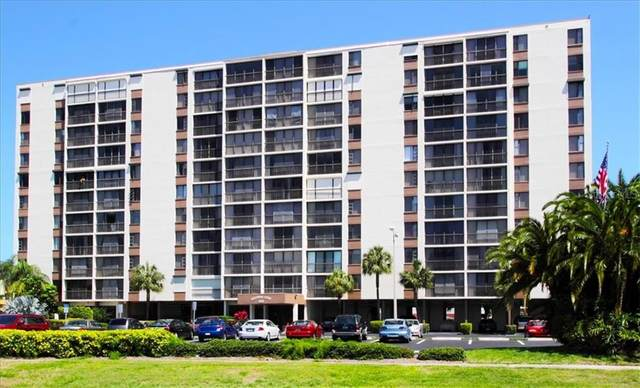 255 Dolphin Point #806, Clearwater, FL 33767 (MLS #U8088880) :: The Robertson Real Estate Group