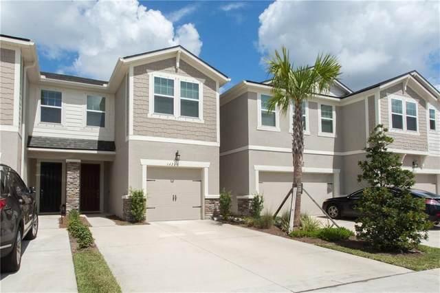 14214 Pondhawk Lane 77J, Tampa, FL 33625 (MLS #U8089074) :: GO Realty
