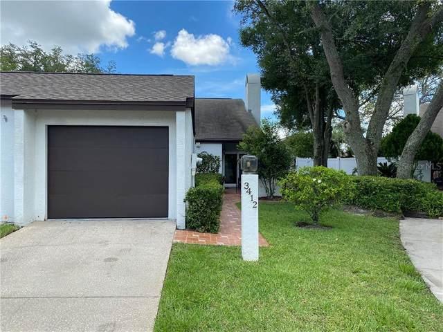 3412 Hunters Run Lane, Tampa, FL 33614 (MLS #U8089186) :: Team Bohannon Keller Williams, Tampa Properties
