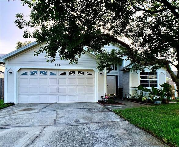 216 Whiterapids Court, Orlando, FL 32828 (MLS #U8089190) :: Carmena and Associates Realty Group