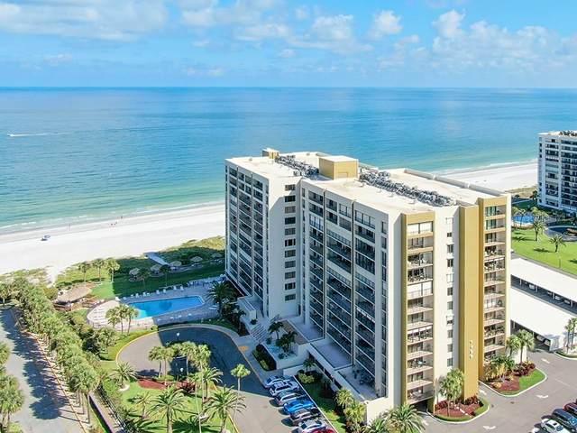1480 Gulf Boulevard #210, Clearwater Beach, FL 33767 (MLS #U8089197) :: The Robertson Real Estate Group
