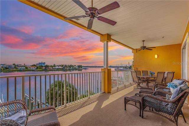 692 Bayway Boulevard #303, Clearwater, FL 33767 (MLS #U8089251) :: The Light Team