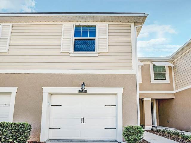 1509 Sunset Wind Loop, Oldsmar, FL 34677 (MLS #U8089273) :: Griffin Group