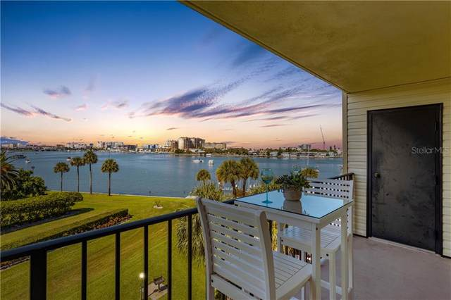 650 Island Way #406, Clearwater, FL 33767 (MLS #U8089317) :: The Robertson Real Estate Group