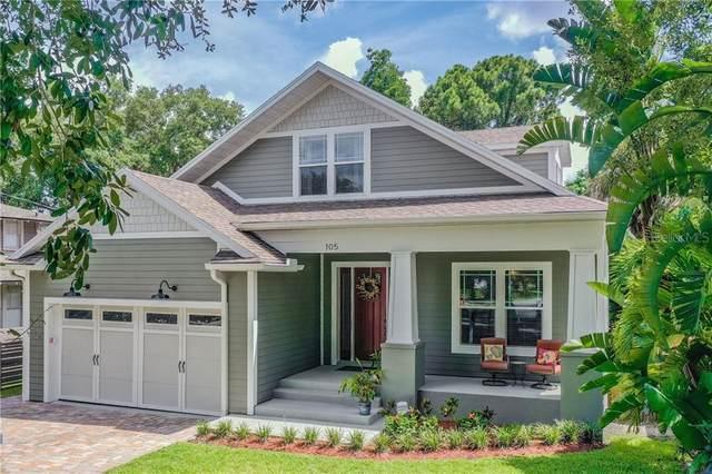 105 Buckingham Avenue W, Oldsmar, FL 34677 (MLS #U8089375) :: Pristine Properties