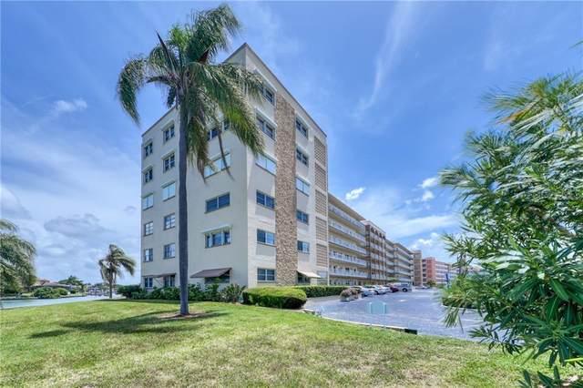 6075 Shore Boulevard S #206, Gulfport, FL 33707 (MLS #U8089451) :: Delgado Home Team at Keller Williams
