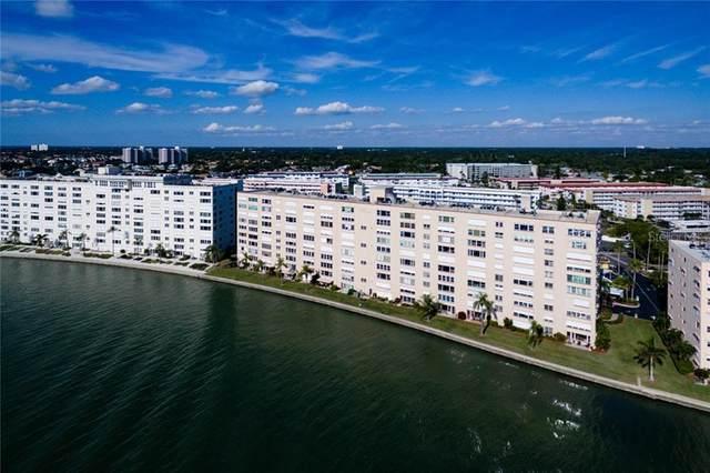 5980 Shore Boulevard S #609, Gulfport, FL 33707 (MLS #U8089464) :: Burwell Real Estate
