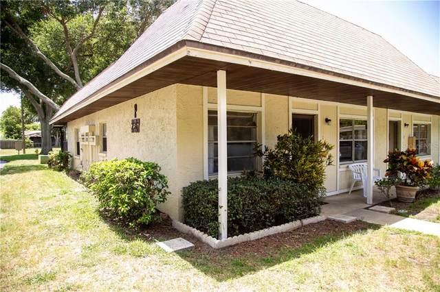 2367 Maben Circle P1, Palm Harbor, FL 34683 (MLS #U8089493) :: GO Realty