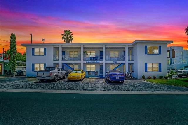 11025 2ND Street E #9, Treasure Island, FL 33706 (MLS #U8089554) :: Team Bohannon Keller Williams, Tampa Properties