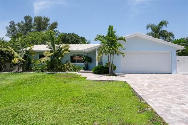10005 S Yacht Club Drive, Treasure Island, FL 33706 (MLS #U8089559) :: Lockhart & Walseth Team, Realtors