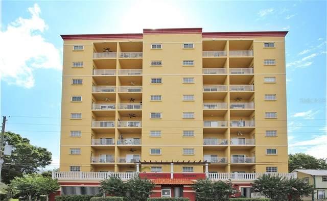 316 8TH Street S #104, St Petersburg, FL 33701 (MLS #U8089567) :: Zarghami Group