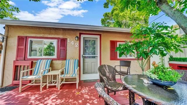 140 92ND AVENUE, Treasure Island, FL 33706 (MLS #U8089608) :: Team Bohannon Keller Williams, Tampa Properties