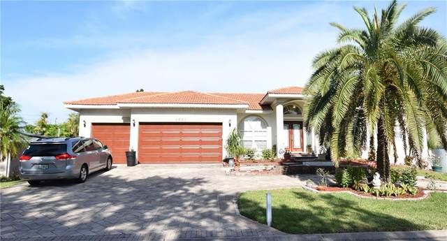 1021 Palm Drive, Belleair Beach, FL 33786 (MLS #U8089627) :: Premium Properties Real Estate Services