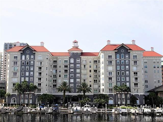 700 S Harbour Island Boulevard #647, Tampa, FL 33602 (MLS #U8089639) :: The Duncan Duo Team