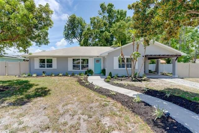 321 Rowena Lane, Dunedin, FL 34698 (MLS #U8089710) :: Pristine Properties