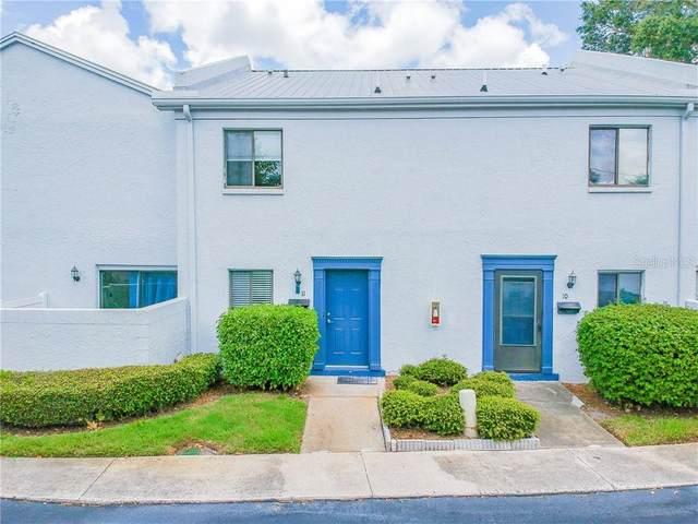 8800 Bardmoor Boulevard #11, Seminole, FL 33777 (MLS #U8089746) :: GO Realty