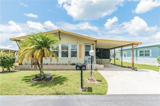 110 Tahitian Way, North Port, FL 34287 (MLS #U8089832) :: Team Bohannon Keller Williams, Tampa Properties