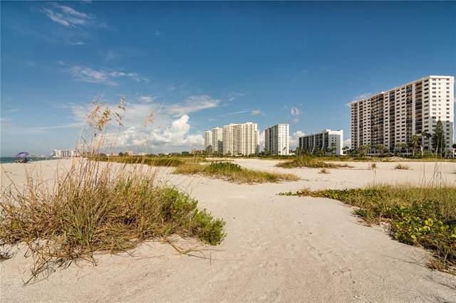 1270 Gulf Boulevard #1008, Clearwater Beach, FL 33767 (MLS #U8089841) :: CENTURY 21 OneBlue