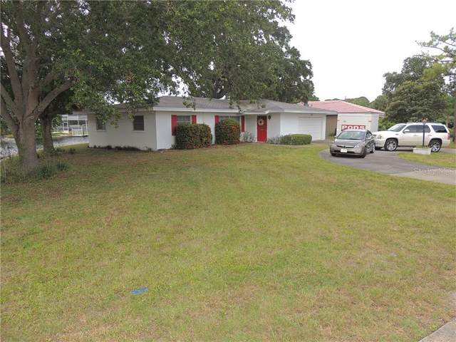 5167 Venetian Boulevard NE, St Petersburg, FL 33703 (MLS #U8089842) :: Realty Executives Mid Florida