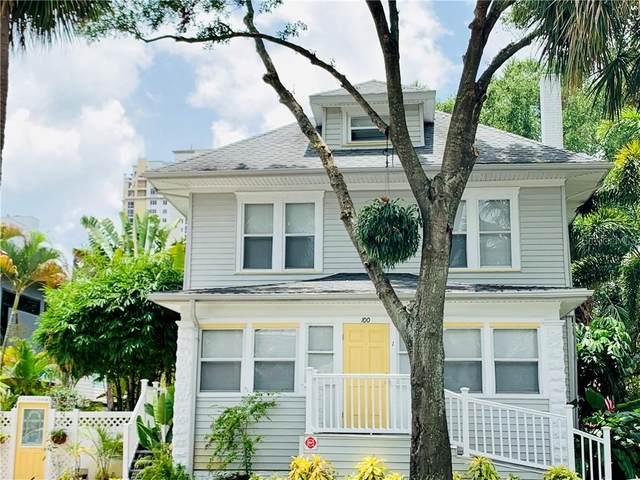 100 6TH Avenue NE, St Petersburg, FL 33701 (MLS #U8089854) :: Lockhart & Walseth Team, Realtors
