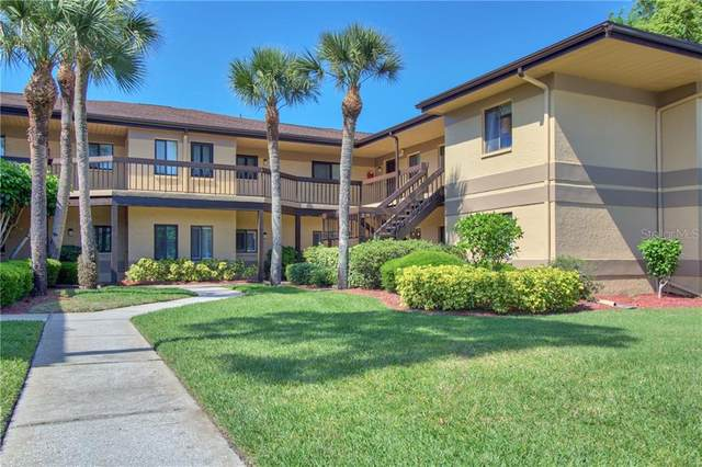 2664 Sabal Springs Circle #105, Clearwater, FL 33761 (MLS #U8089875) :: Lockhart & Walseth Team, Realtors