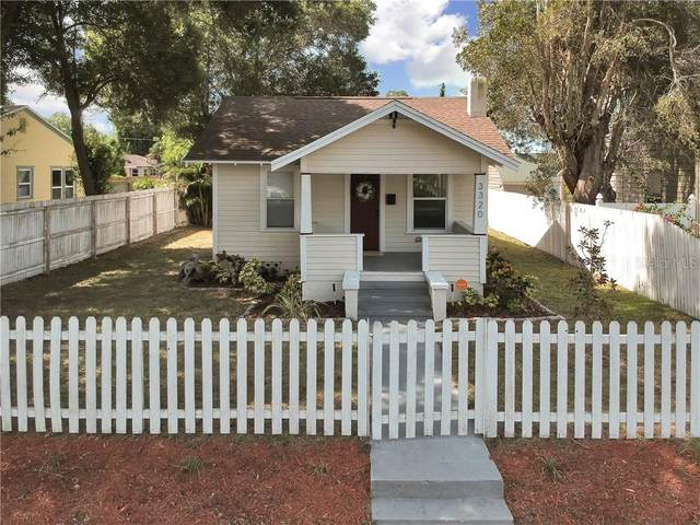 3320 8TH Avenue N, St Petersburg, FL 33713 (MLS #U8089902) :: Lockhart & Walseth Team, Realtors