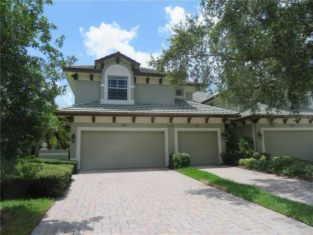 6434 Moorings Point Circle #201, Lakewood Ranch, FL 34202 (MLS #U8089918) :: Gate Arty & the Group - Keller Williams Realty Smart