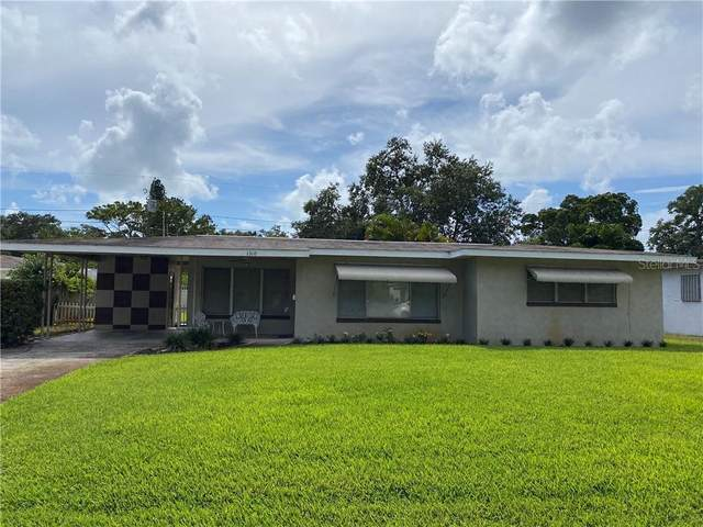 1310 Farragut Drive N, St Petersburg, FL 33710 (MLS #U8089933) :: Griffin Group