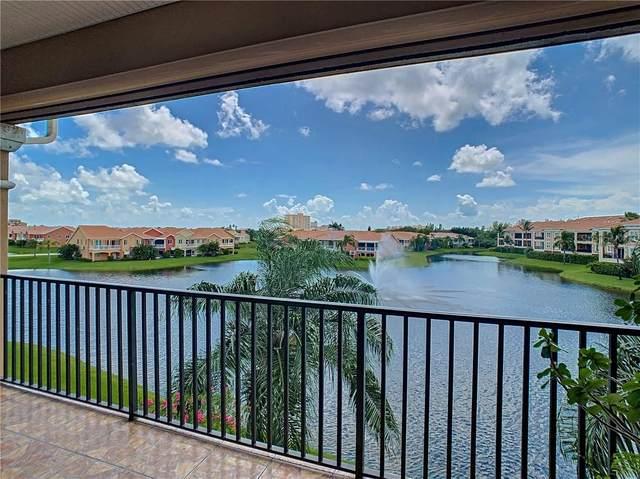 6 Franklin Court S 43C, St Petersburg, FL 33711 (MLS #U8089944) :: Medway Realty