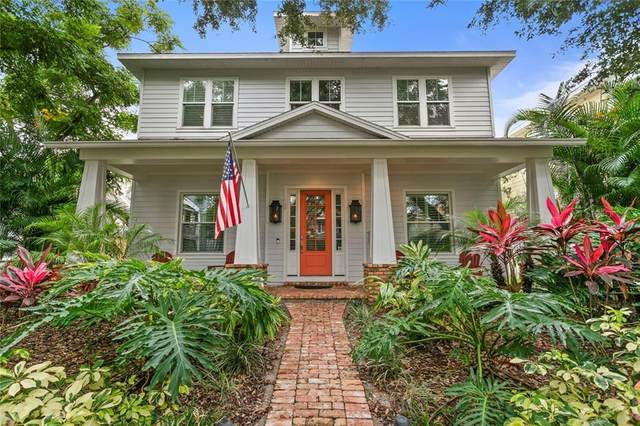 158 21ST Avenue N, St Petersburg, FL 33704 (MLS #U8089960) :: Griffin Group