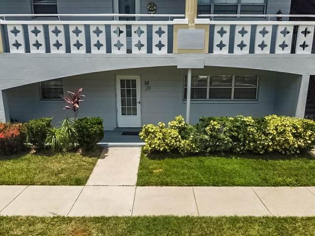 2460 Franciscan Drive #28, Clearwater, FL 33763 (MLS #U8089984) :: Tuscawilla Realty, Inc