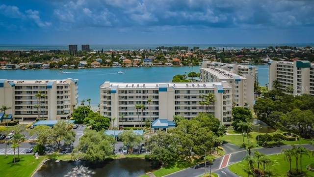 7902 Sailboat Key Boulevard S #101, South Pasadena, FL 33707 (MLS #U8089991) :: Gate Arty & the Group - Keller Williams Realty Smart