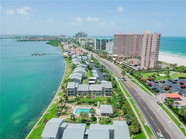 1351 Gulf Boulevard #201, Clearwater, FL 33767 (MLS #U8090054) :: Pristine Properties