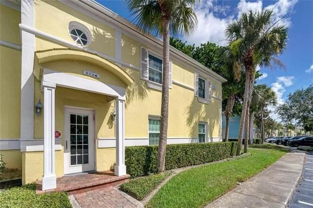 5196 Beach Drive SE C, St Petersburg, FL 33705 (MLS #U8090068) :: Lockhart & Walseth Team, Realtors