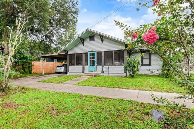 316 W Hancock Street, Lakeland, FL 33803 (MLS #U8090116) :: Gate Arty & the Group - Keller Williams Realty Smart