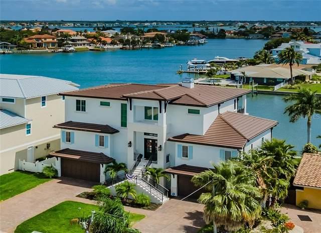 206 Howard Drive, Belleair Beach, FL 33786 (MLS #U8090150) :: Keller Williams on the Water/Sarasota